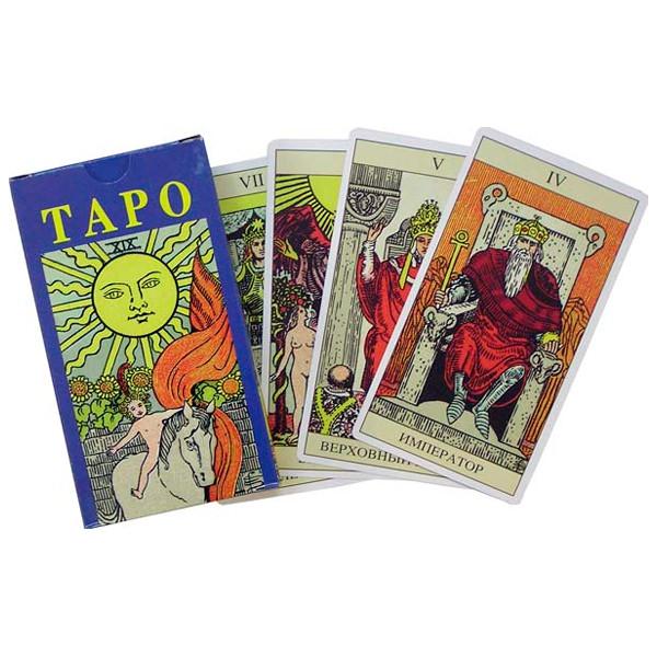 Купить карты таро в луганске точные гадание таро
