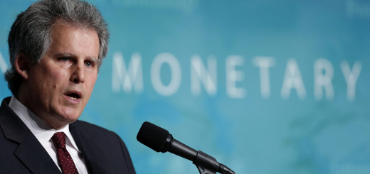 IMF First Deputy Managing Director David Lipton News Conference