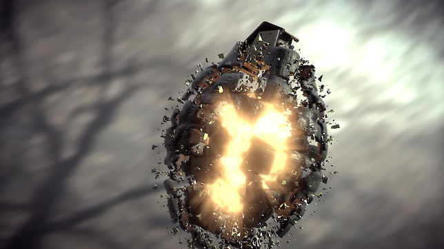 граната-взрыв
